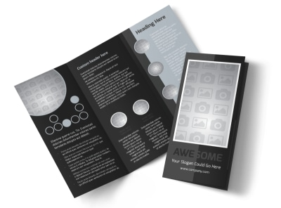 Generic Tri-Fold Brochure Template 11057 preview