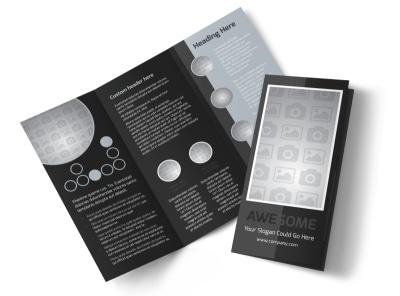 Generic Tri-Fold Brochure Template 11057