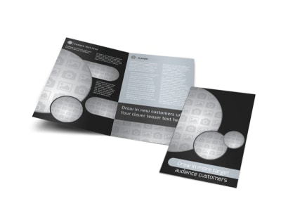 Generic Bi-Fold Brochure Template 11064 preview