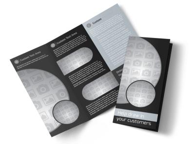 Generic Tri-Fold Brochure Template 11066 preview