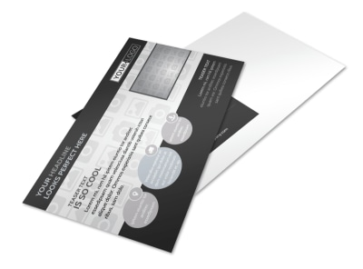Generic Postcard Template 11070 preview