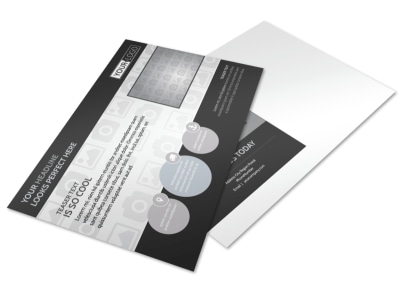 Generic Postcard Template 11072 preview
