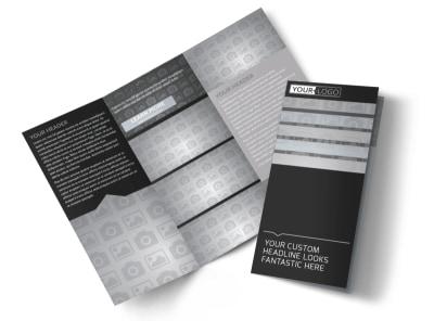Generic Tri-Fold Brochure Template 11075 preview