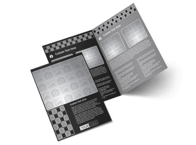 Generic Bi-Fold Brochure Template 11096 preview