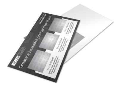 Generic Postcard Template 11097 preview