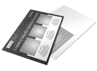 Generic Postcard Template 11099 preview