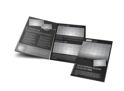 Generic Bi-Fold Brochure Template 11109 preview