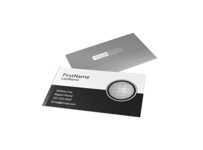 Generic Business Card Template 11113 preview