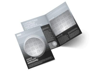 Generic Bi-Fold Brochure Template 11114