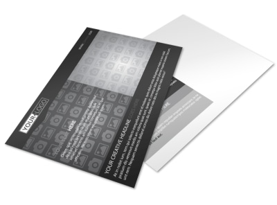 Generic Postcard Template 11126 preview