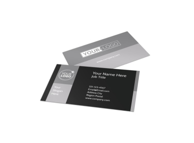 Generic Business Card Template 11131 preview
