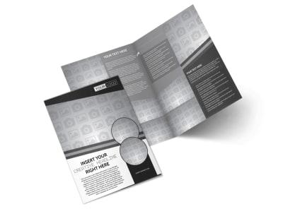 Generic Bi-Fold Brochure Template 11132