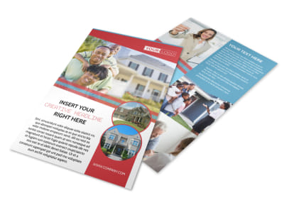 Elite Real Estate Flyer Template 3