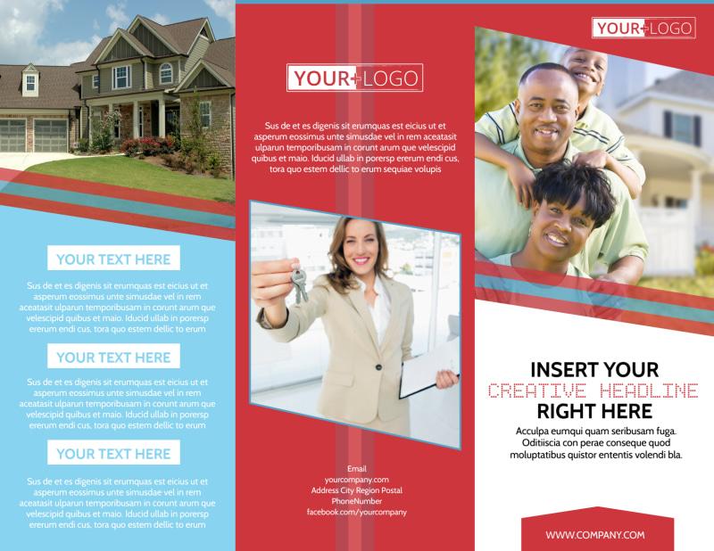 Elite Real Estate Brochure Template Preview 2