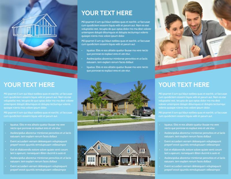 Elite Real Estate Brochure Template Preview 3