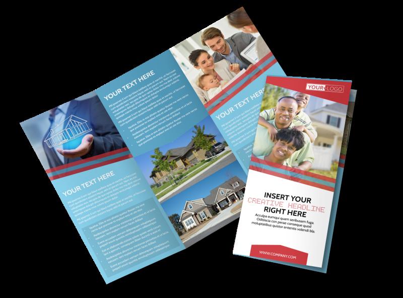 Elite Real Estate Brochure Template Preview 1