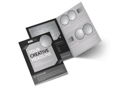 Generic Bi-Fold Brochure Template 11141