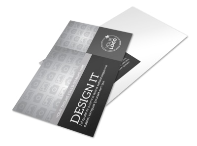 Generic Postcard Template 11142 preview