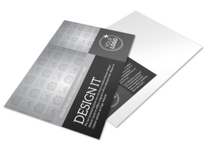 Generic Postcard Template 11144 preview