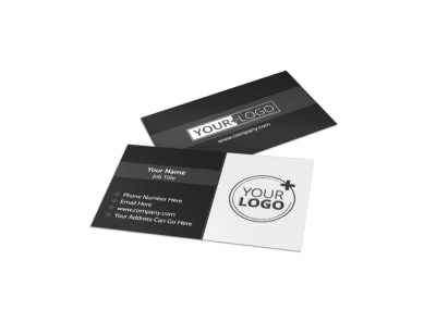 Generic Business Card Template 11149 preview