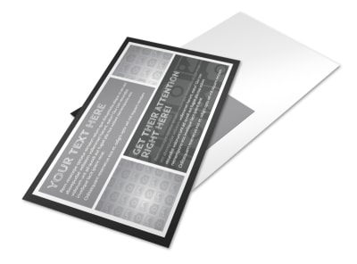 Generic Postcard Template 11162 preview