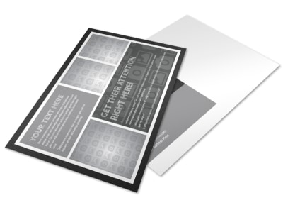 Generic Postcard Template 11164 preview
