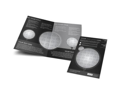 Generic Bi-Fold Brochure Template 11165