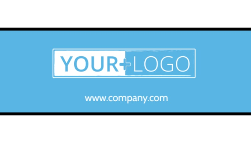 Your Personal Fitness Business Card Template Preview 3