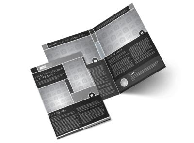 Generic Bi-Fold Brochure Template 11170