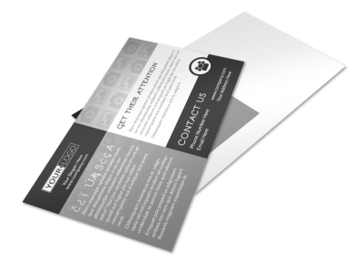 Generic Postcard Template 11171 preview