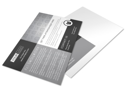 Generic Postcard Template 11173 preview