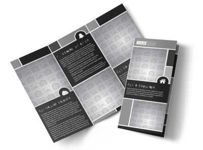 Generic Tri-Fold Brochure Template 11176