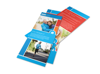 Reliable Health Insurance Flyer Template 2