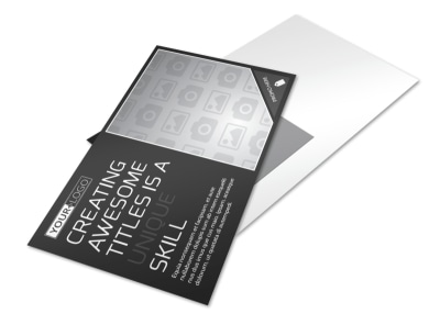 Generic Postcard Template 11184 preview