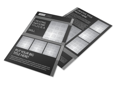 Generic Flyer Template 11185 preview