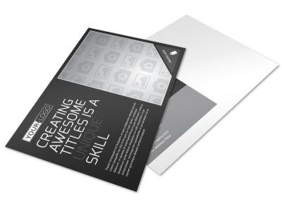 Generic Postcard Template 11186 preview