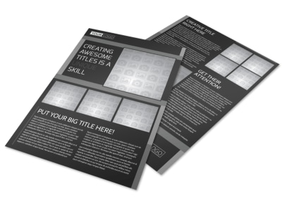 Generic Flyer Template 11188 preview