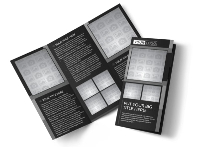Generic Tri-Fold Brochure Template 11189