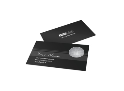 Generic Business Card Template 11191 preview