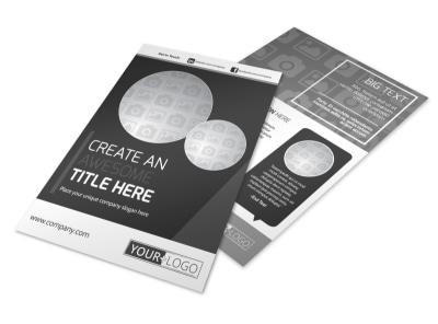 Generic Flyer Template 11194 preview