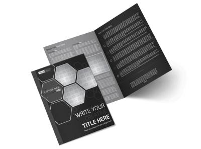 Generic Bi-Fold Brochure Template 11201