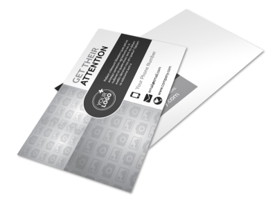 Generic Postcard Template 11202 preview