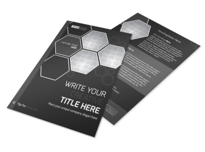 Generic Flyer Template 11203 preview