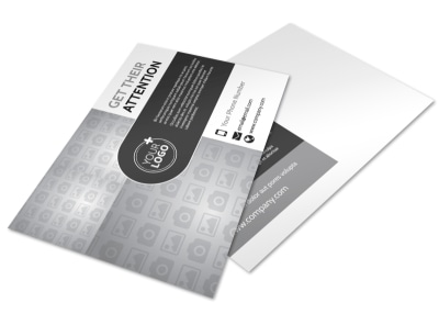 Generic Postcard Template 11204 preview