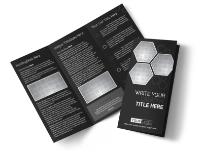 Generic Tri-Fold Brochure Template 11207 preview