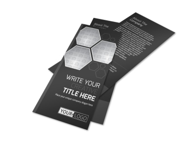 Generic Flyer Template 11208 preview