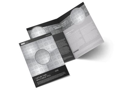 Generic Bi-Fold Brochure Template 11210
