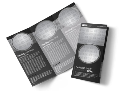 Generic Tri-Fold Brochure Template 11217