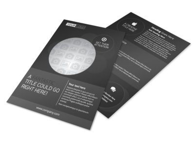 Generic Flyer Template 11223 preview