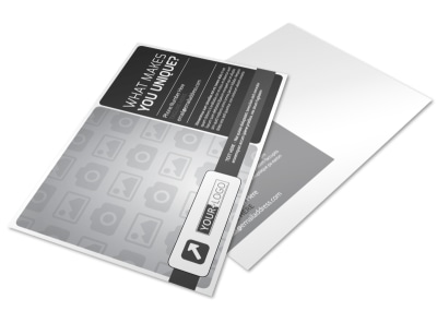 Generic Postcard Template 11224 preview